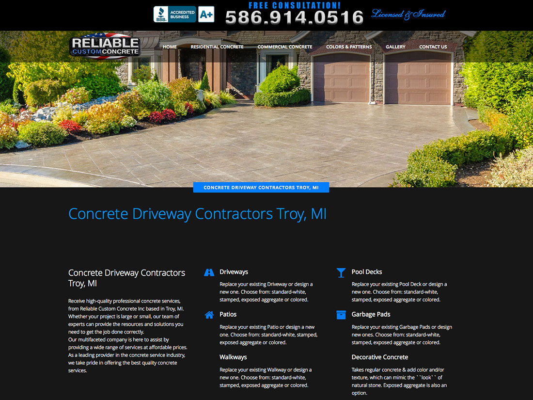 Website Design Company in Michigan